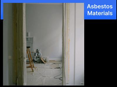 asbestos-contain materials