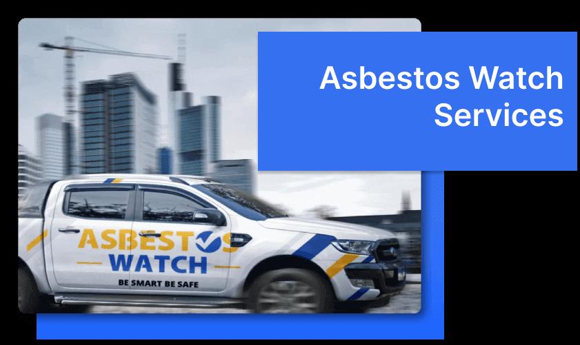 Asbestos Watch Toowoomba Truck